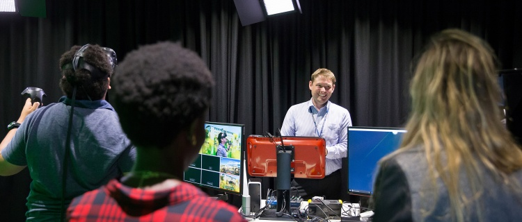 bond university multimedia learning centre virtual reality simulation