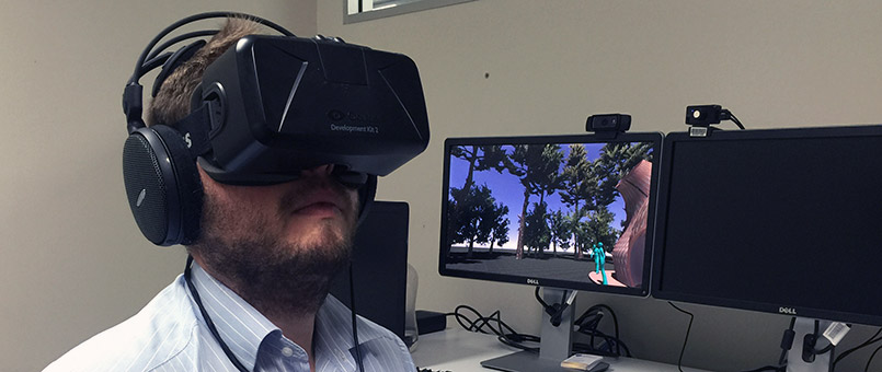 communicating spatial design through virtual reality